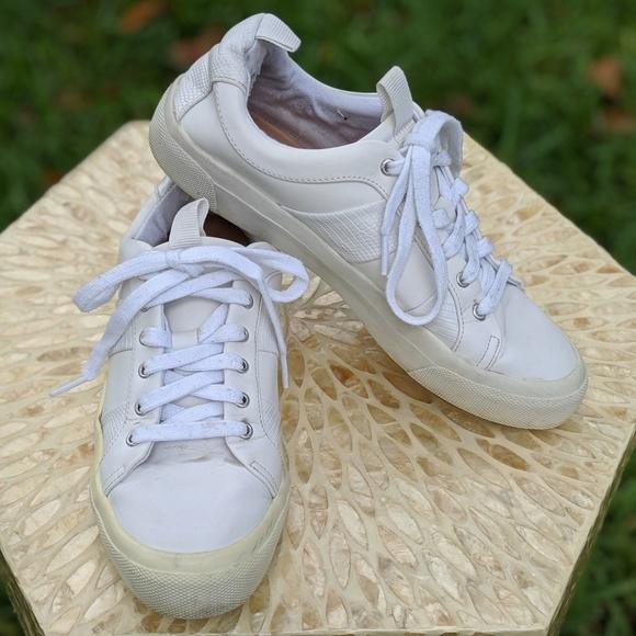 Accent Snakeskin Zara With Trafaluc Sneakers White SzVMUp